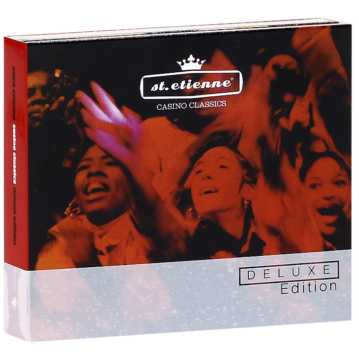 Saint Etienne. Casino Classics. Deluxe Edition (2 CD) cd сборник christmas classics