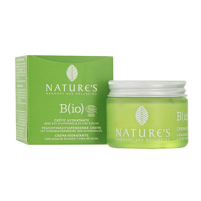 """Nature's Увлажняющий крем для лица """"Bio"""", 50 мл"""