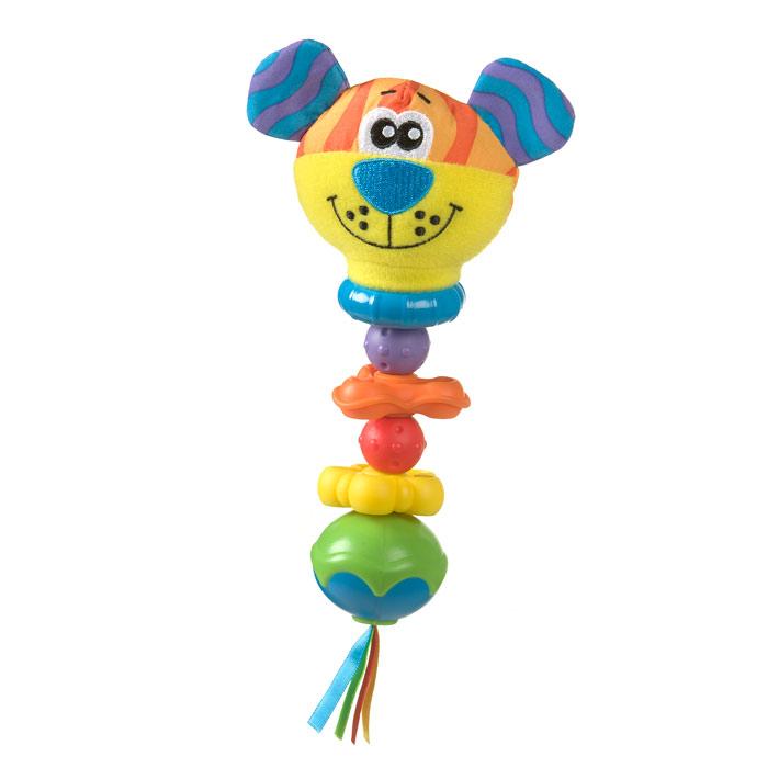 Игрушка-погремушка Playgro Тигр playgro погремушка шар