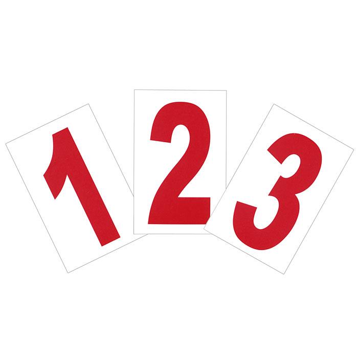 Вундеркинд с пеленок Обучающие карточки Цифры