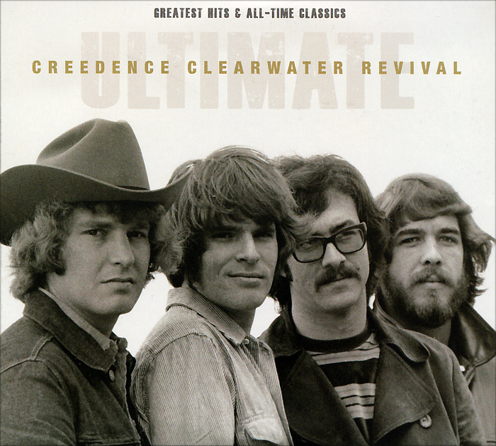 Creedence Clearwater Revival Creedence Clearwater Revival. Greatest Hits & All-Time Classics (3 CD) джеймс ласт james last 80 greatest hits 3 cd