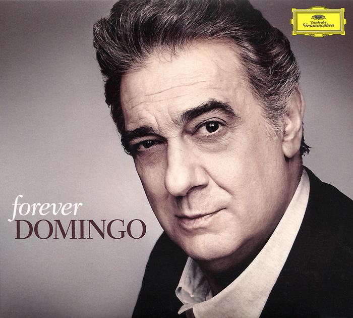 Плачидо Доминго Forever Domingo хосе каррерас плачидо доминго лучано паваротти carreras domingo pavarotti in concert anniversary edition cd dvd