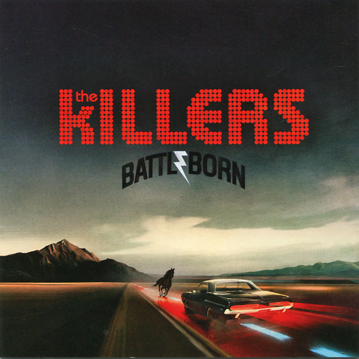 The Killers The Killers. Battle Born. Limited Edition (2 LP) the bellrays the bellrays hard sweet and sticky limited edition color lp