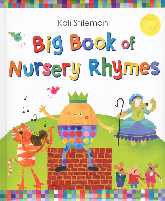 цена на Big Book of Nursery Rhymes