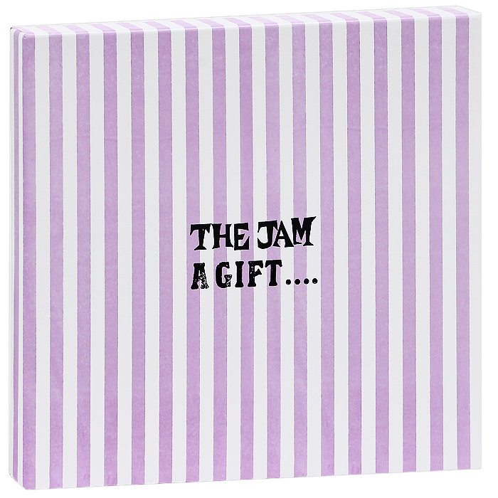 The Jam The Jam. The Gift (3 CD + DVD) the jam the jam all mod cons lp