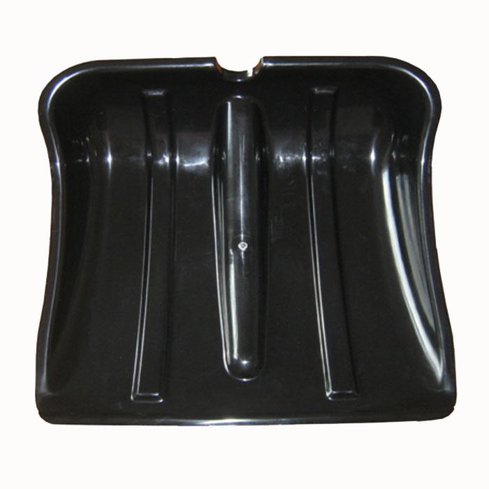 Лопата для уборки снега Аляска, без черенка, 38 х 36 смКОВШЛопата Аляска, выполненная из высококачественного пластика черного цвета, станет незаменимым помощником во время уборки снега. Благодаря вогнутой форме он очень вместительный, что позволит вам быстрее справиться с задачей по очистке территории после снегопада. Характеристики:Материал: пластик. Размер ковша: 38 см х 36 см х 12,5 см. Диаметр отверстия для черенка: 3,3 см.