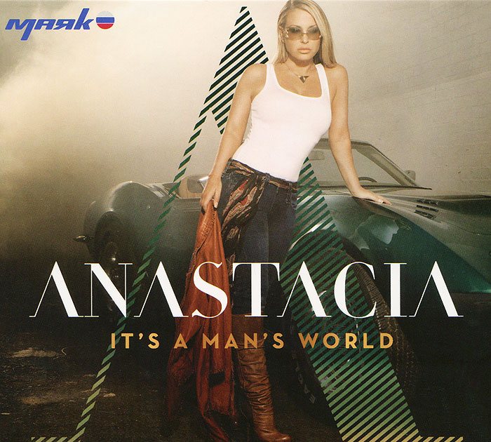 Anastacia Anastacia. It's A Man's World anastacia anastacia it s a man s world