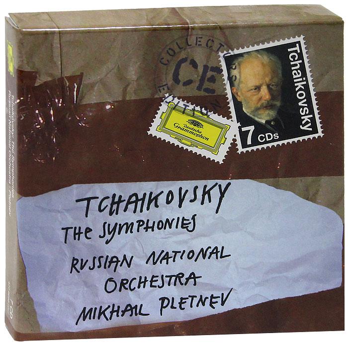 Mikhail Pletnev. Tchaikovsky. The Symphonies (7 CD)