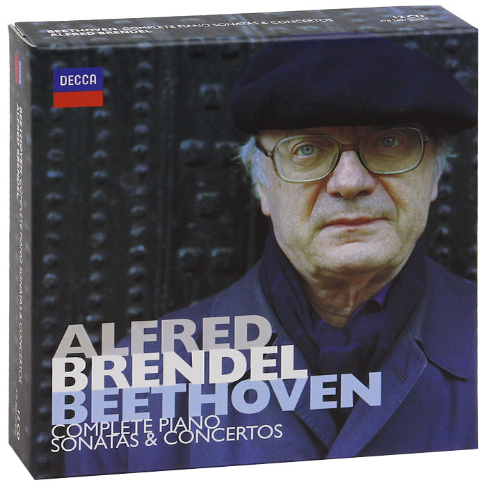 Альфред Брендель,London Philharmonic Choir,The London Philharmonic Orchestra,Бернард Хайтинк Alfred Brendel. Beethoven. Complete Piano Sonatas & Concertos (12 CD) тройник fusitek нр 32 1 ft04108