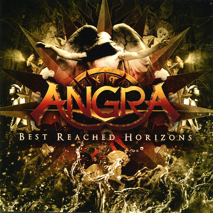 Angra Angra. Best Reached Horizons (2 CD) angra fortaleza