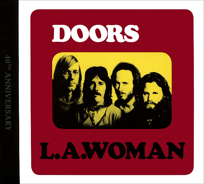 The Doors The Doors. L.A. Woman (2 CD) the cambridge satchel company сумка на руку