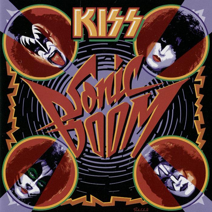 Kiss Kiss. Sonic Boom sonic boom 2