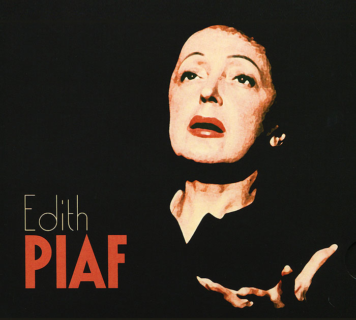 Edith Piaf.  Edith Piaf