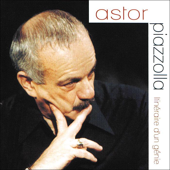 Астор Пьяццолла Astor Piazzolla. Itineraire D'Un Genie astor piazzolla tangos