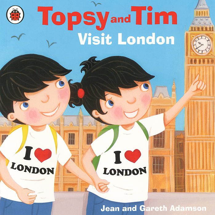 Topsy and Tim: Visit London tim kochis managing concentrated stock wealth an advisor s guide to building customized solutions