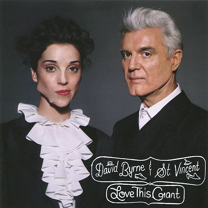 Дэвид Бирн,St. Vincent David Byrne & St. Vincent. Love This Giant st vincent toronto