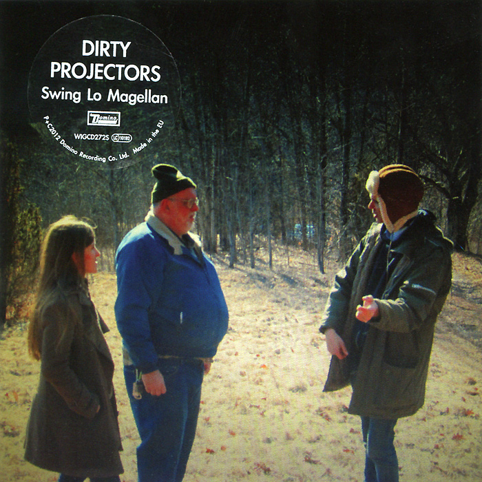 Dirty Projectors Dirty Projectors. Swing Lo Magellan