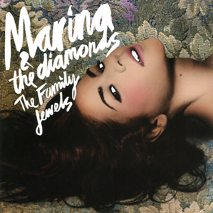 Marina And The Diamonds Marina And The Diamonds. The Family Jewels