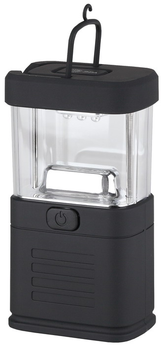 Кемпинговый фонарь ЭРА K6C0032151Кемпинговый фонарь ЭРА K6 снабжен складной ручкой для переноски и подвешивания. Яркие, экономичные и долговечные светодиоды не требуют замены на протяжениии всего срока службы фонаря. Характеристики:Материал:пластик, металл. Размер упаковки: 21 см х 5 см х 15 см. Размер фонаря: 13 см х 5 см х 7 см.
