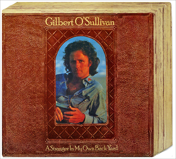 Гилберт О'Салливан Gilbert O'Sullivan. Stranger in My Own Back Yard contrast lace keyhole back blouse