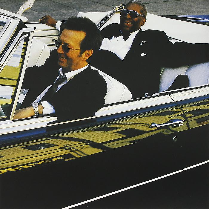 Би Би Кинг,Эрик Клэптон B.B. King & Eric Clapton. Riding With The King (LP)