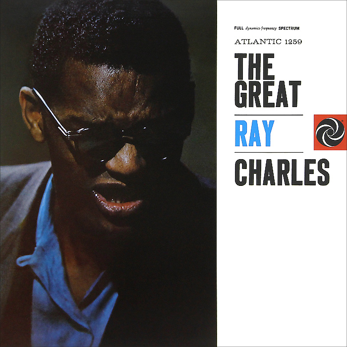 Рэй Чарльз Ray Charles. The Great Ray Charles (LP) рэй чарльз ray charles king of cool the genius of ray charles 3 cd