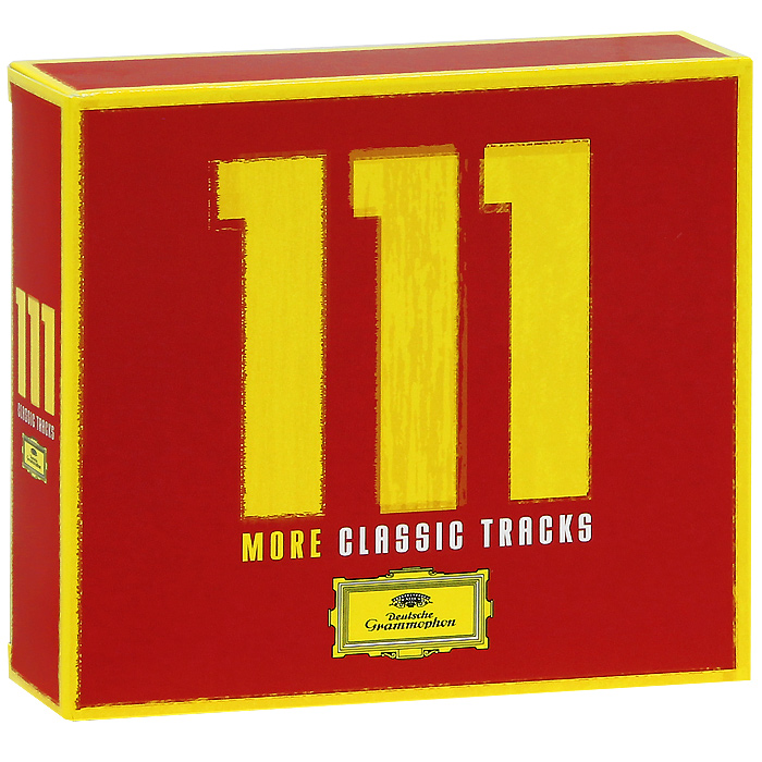 111 More Classic Tracks. Limited Edition (6 CD)
