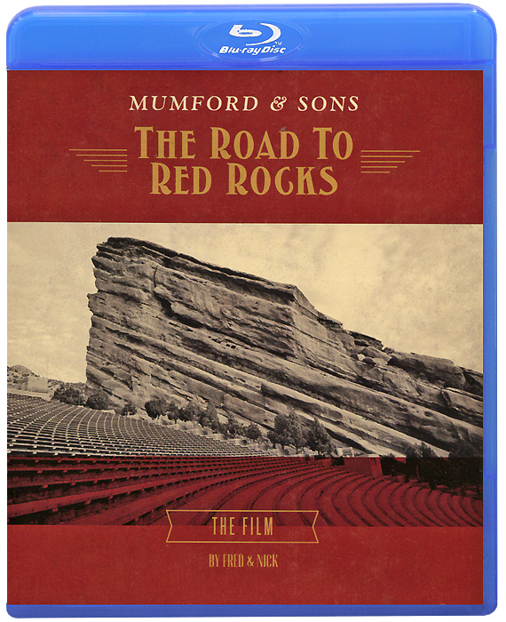 Фото Mumford & Sons: The Road To Red Rocks (Blu-ray)