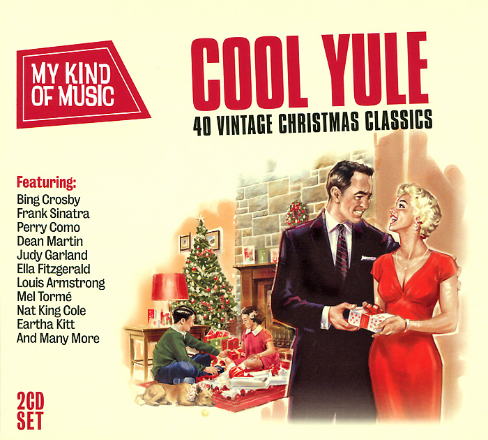 My Kind Of Music. Cool Yule (2 CD) скейтборд cool pineapple my area