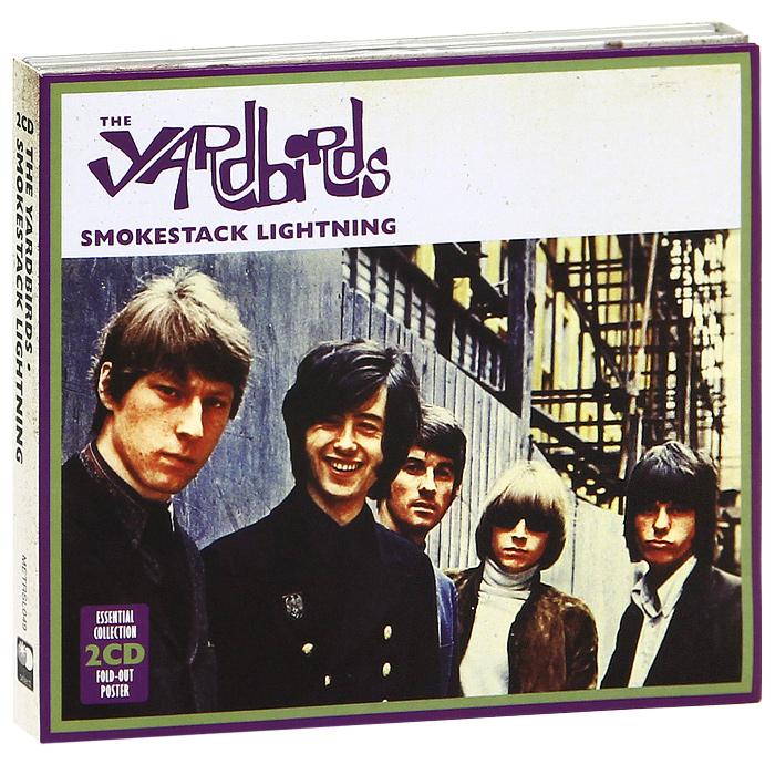 The Yardbirds The Yardbirds. Smokestack Lightning (2 CD) the yardbirds the yardbirds the ultimate collection 2 cd