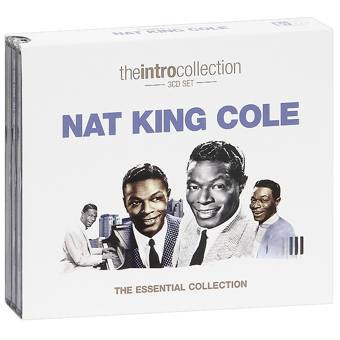 Нэт Кинг Коул Nat King Cole. The Intro Collection (3 CD) fender cd 60sce nat