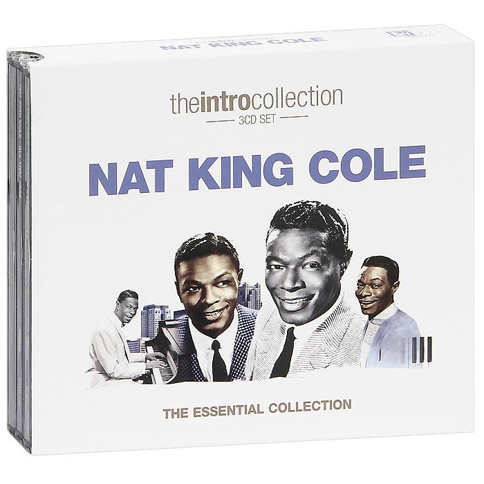 Нэт Кинг Коул Nat King Cole. The Intro Collection (3 CD)