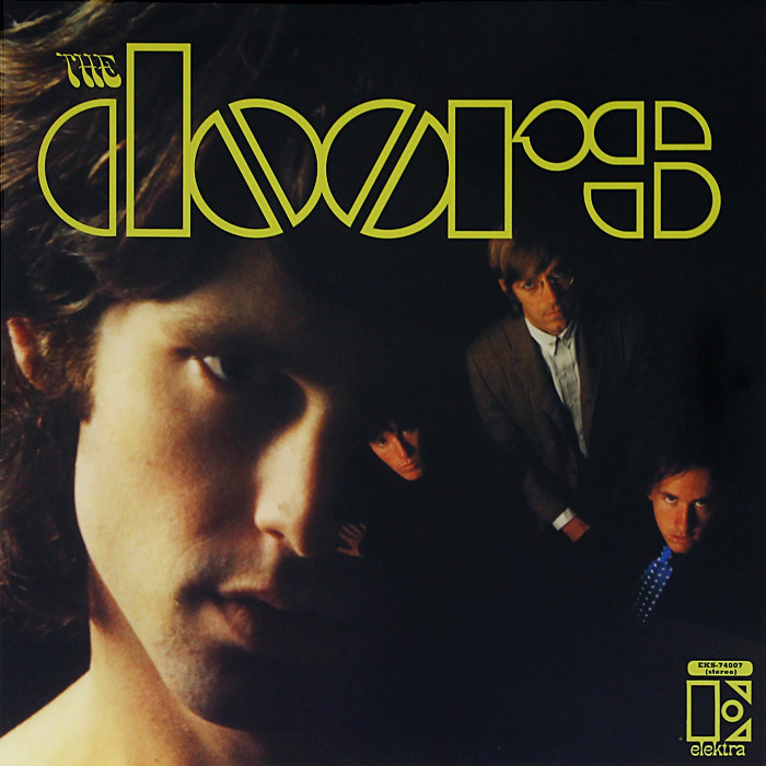 The Doors The Doors. The Doors (LP)