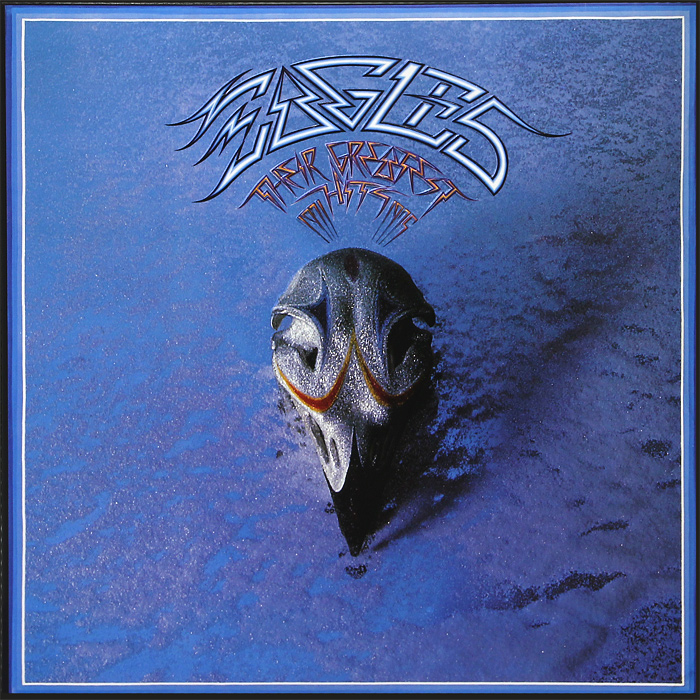 цена на The Eagles Eagles. Their Greatest Hits 1971 - 1975 (LP)