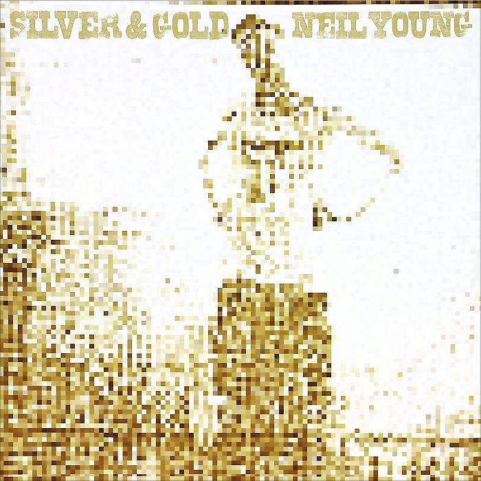 Нил Янг Neil Young. Silver And Gold (LP) цена и фото