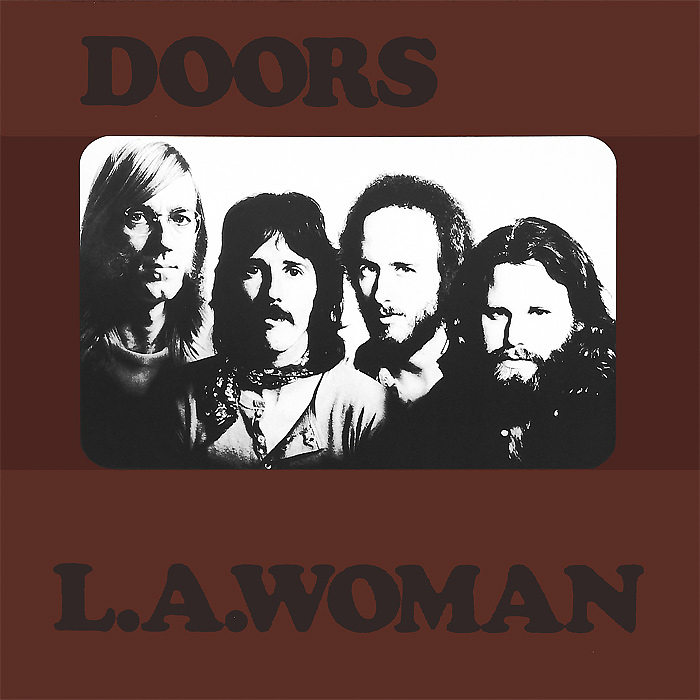 The Doors The Doors. L.A.Woman (LP)