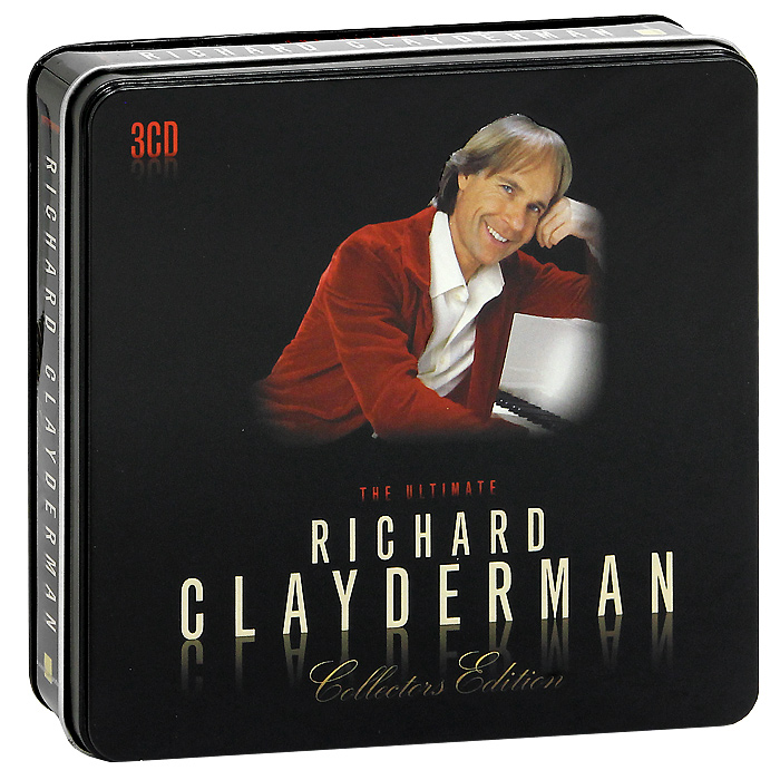 Richard Clayderman. The Ultumate Richard Clayderman Collectors Edition (3 CD)