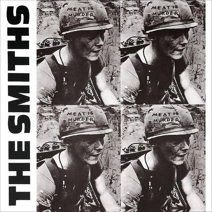 """The Smiths"" The Smiths. Meat Is Murder (LP)"