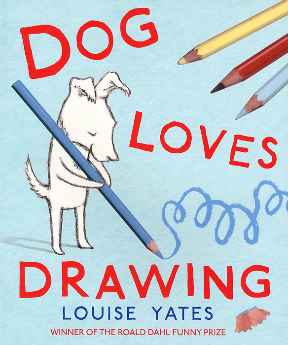 Купить Dog Loves Drawing