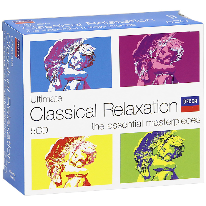 Ultimate Classic Relaxation The Essential Masterpieces (5 CD)