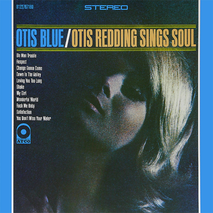 Otis Redding. Otis Blue (LP)