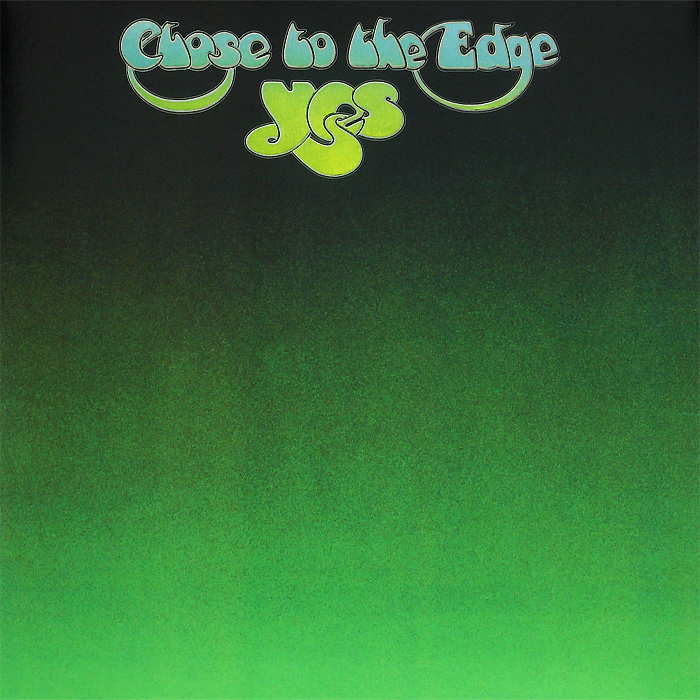 Yes Yes. Close To The Edge (LP) yes – the yes album lp