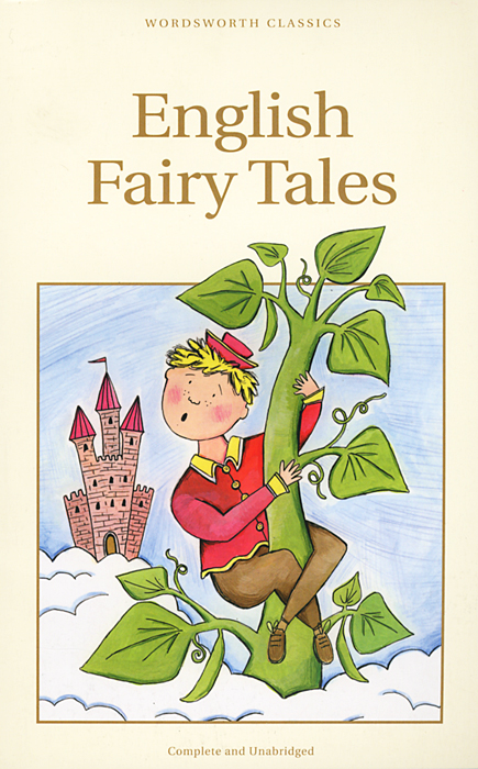 English Fairy Tales jack and the beanstalk