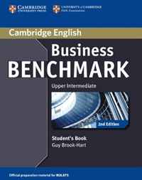 Business Benchmark Upper Intermediate BULATS Student's Book brook hart g business benchmark 2nd edition upper intermediate bulats student s book