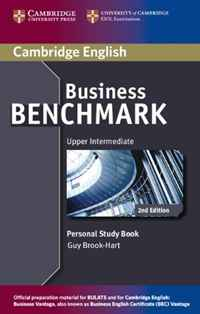 Business Benchmark Upper Intermediate BULATS and Business Vantage Personal Study Book cambridge english business benchmark upper intermediate business vantage student s book