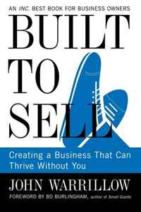 Built to Sell: Creating a Business That Can Thrive Without You 50 ways to improve your business english without too much effort