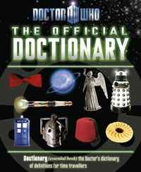 Doctor Who: Doctionary футболка рингер printio доктор кто doctor who