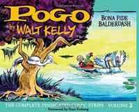 Pogo: Bona Fide Balderdash (Vol. 2)  (Walt Kelly's Pogo) call of the goddess a bona dea novel stormflies volume 1