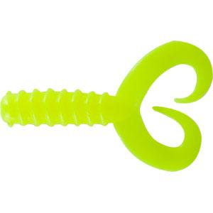 Твистер Trout Pro Diplura, длина 9 см, 10 шт. 3549235492Приманка предназначена для джиговой ловли хищной рыбы: окуня, щуки, судака. Двухвостый твистер создает визуальный объем, увеличивая эффект вибрации с помощью двух эластичных хвостов. Приманка наиболее эффективна при ловле малоактивной рыбы. Характеристики:Длина: 9 см. Цвет тела: 45. Материал: эластичный полимер. Размер упаковки: 16,5 см х 14 см х 1,5 см. Производитель: Китай. Артикул: 35492.Какая приманка для спиннинга лучше. Статья OZON Гид