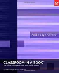 Adobe Edge Animate Classroom in a Book jeremy osborn html5 digital classroom book and video training